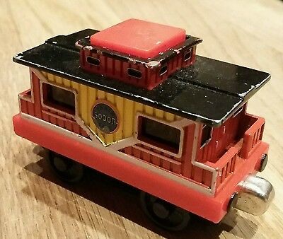 thomas take and play musical caboose engine/carriage