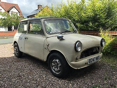 Classic Austin Morris Mini * Very Solid * Stage One Kit  Easy Project NO RESERVE