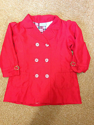 Girls Coat Age 2 Years By Baby Headquarters