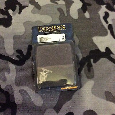 games workshop lord of the rings Limited Edition Invisible Frodo Miniature