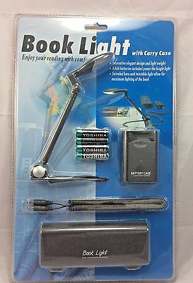 Book Light with Carrying Case