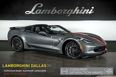 2016 Chevrolet Corvette  3LZ PREMIUM GRP+Z07 ULTIMATE PERF+NAV+RR CAM+HEADS UP+CARBON FIBER PKG+8 SPEED