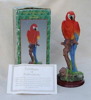 Tropical Parrot from the Pet Collection by Academy