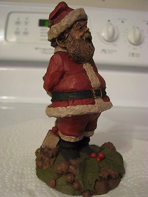 "Tom Clark Gnome ""Mr. Claus""  Edition #30 - Retired Holiday Christmas Figure 1987"
