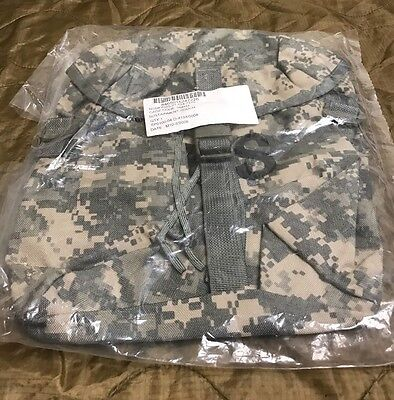 NEW IN BAG Molle SUSTAINMENT POUCH * Genuine US Military ACU Grey Camo NEW