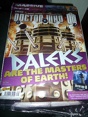 Doctor Who Magazine Issue 471 - 50 years of the Daleks Souvenir Issue