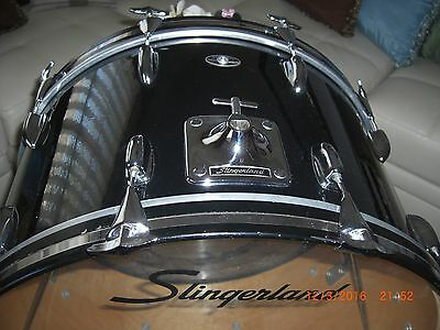 Slingerland 24x14 Bass Drum 5 Ply Maple Shell 1970s Era in Very Good Condition!