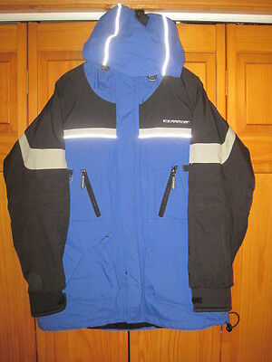 Clam Ice Armor ice fishing Edge Cold Weather Parka men's M jacket waterproof