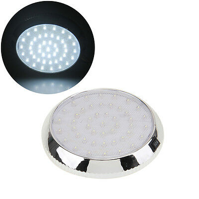Universal Car Vehicle 12V Interior Indoor Roof Ceiling Dome Light White Lamp Hot