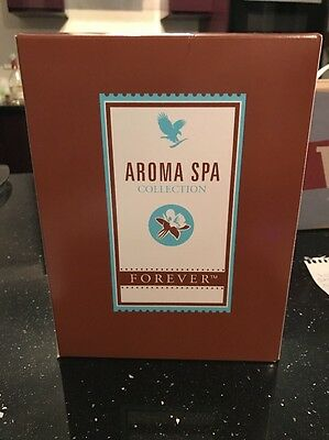 Forever Aroma Spa Collection. Lotion, Gel, Salt. 100% Organic. Perfect Gift. New
