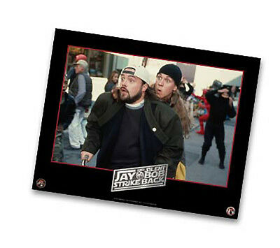 Jay & Silent Bob Strikes Back Bikers Poster