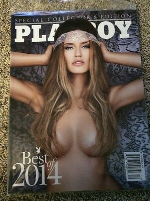 PLAYBOY MAGAZINE (The Best Of 2014 Collectors Issue)