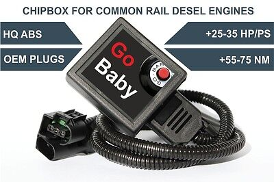 Chip Tuning Box BMW 530d E60 E61 (3.0d) 2003-2010 160KW 218PS + POWER GoBaby