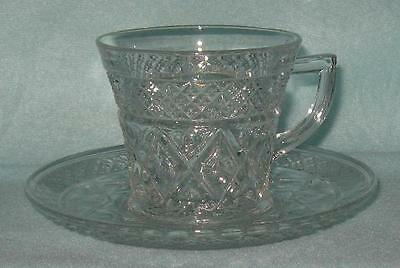 Imperial Cape Cod Cup with Saucer