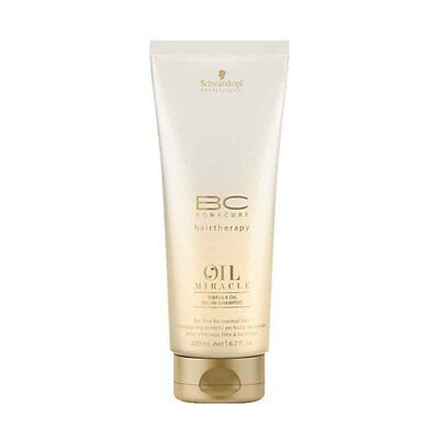 BC Oil Miracle light oil shampoo Shampooing 200 ml pour cheveux fins