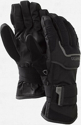 Burton snowboarding gloves with built-in wrist protection - As new