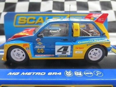 Scalextric MG Metro - 1/32 scale - C3494 - New in box.