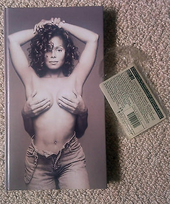 Janet Jackson - Janet Limited * RARE * Twin CD Book 1993 CDVX 2720