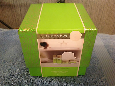 Champneys Spa Treatment Gift Set Energising Lime Collection – Ideal Xmas Gift.
