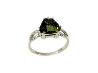 19thC Antique 2ct Czech Moldavite Gem of Islam Mecca Shrine Ka'ba Mohammed Egypt