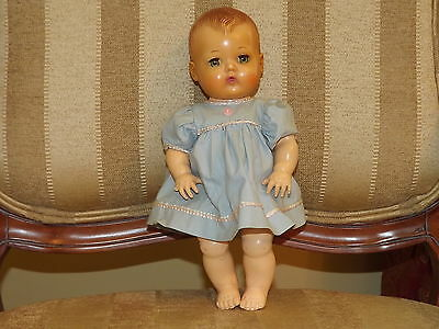 1950's American Character Tiny Tear Dolls 11 1/2 in