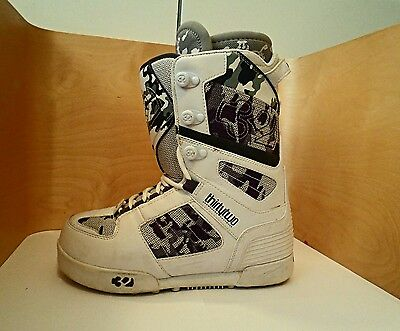 Thirtytwo Prion Mens Snowboard Boots Uk Size 8