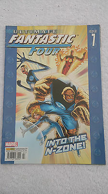 MaRVEL ULTiMATE  fantastic four (2005 Series)  Issue 7