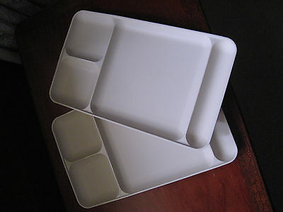 Vintage Tupperware Trays. Can Post