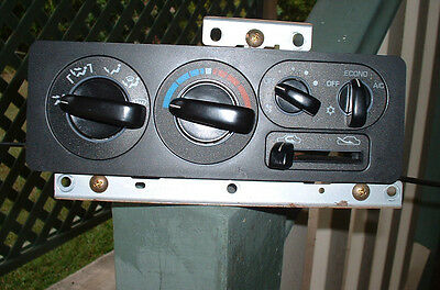 Pajero NK-NL  Heater Control Unit Suit Models  NK - NL ( Complete With Cables )