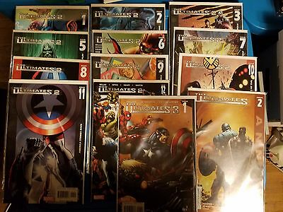 Huge Ultimates lot NM condition