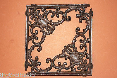 (4),victorian,medallion,corbels, Wall Brackets,antique Style,country Decor, B-29