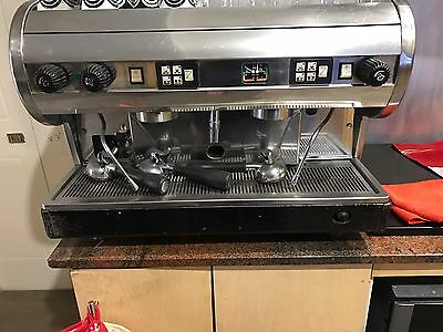 Expressi Machine Coffee Maker Plus Commercial Grinder