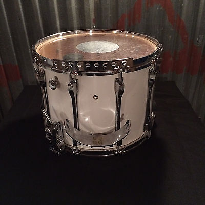 "Ludwig 14"" Marching Band Snare Drum Monroe Badge with Case"