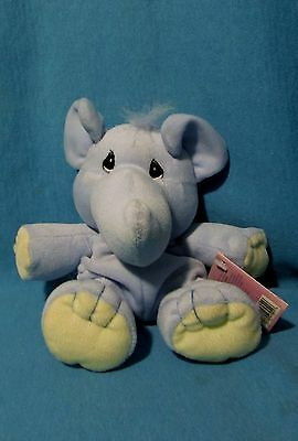 3 Precious Moments Tender Tails plush animals with Certificate attached 6 INCHES