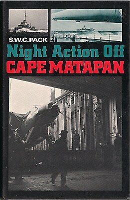 Night Action off Cape Matapan by SWC Pack, Ian Allan Sea Battles in Close-up #2