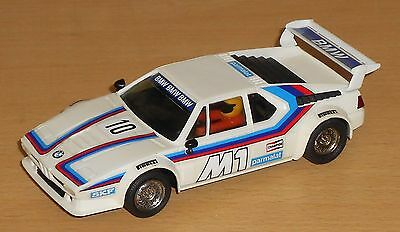 Exin Scalextric BMW M1 Ref C 4063 / 4064 Made in Spain