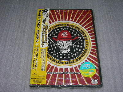 ALL AMERICAN REJECTS live from oklahoma JAPAN DVD