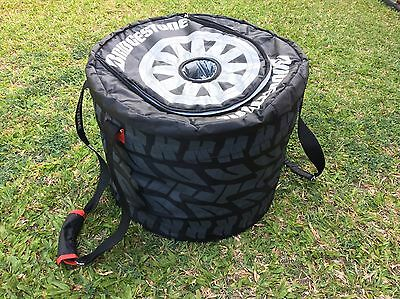 Bridgestone Cooler Bag Pop Up Cake Fridge Camping Traveling