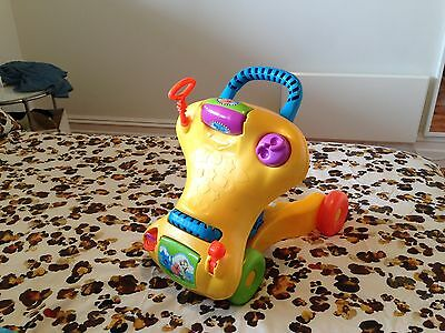 Playskool Favourites Step Start Walker / Ride On