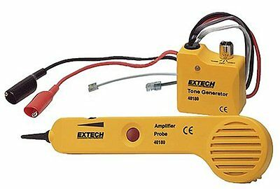 Extech Instruments 40180 Tone Generator and Amplifier Probe Kit