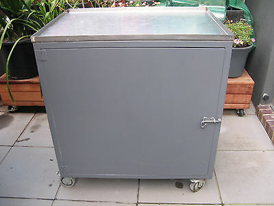Industrial Cabinet Heavy duty for garage / chemicals / storage / parcel pick up