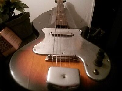 used bee guitar nice condition