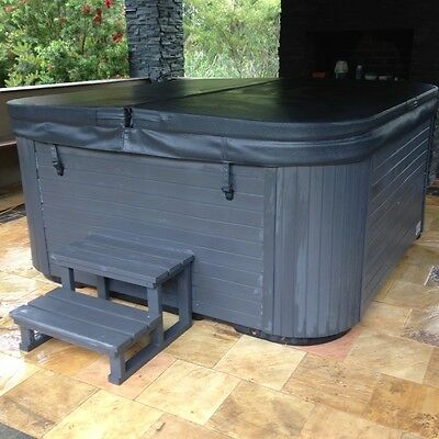 Vortex Eon Large Outdoor Spa 6 Person Portable Hot Tub Jacuzzi Perfect Condition