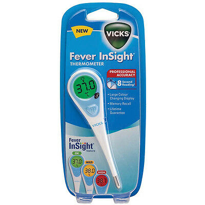 Vicks Fever Insight Thermometer
