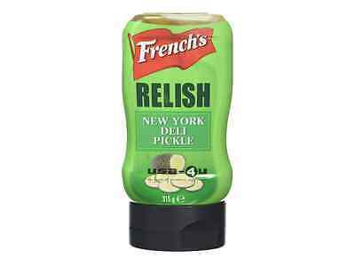 French's Relish New York Deli Pickle 315g