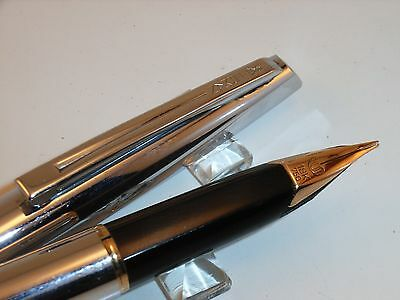 stylo plume or WATERMAN  CONCORDE lady – french  fountain pen WATERMAN concorde