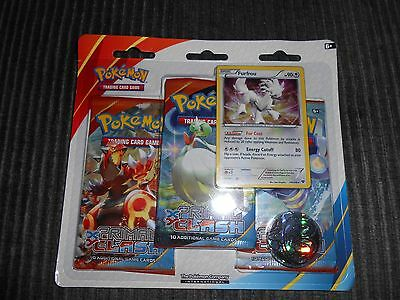 Pokemon Trading Card Game - Booster/Blister Pack - XY Primal Clash - Furfrou