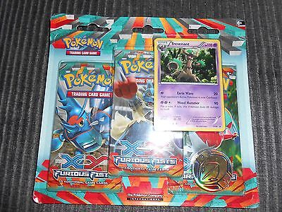 Pokemon Trading Card Game - Booster/Blister Pack - Furious Fists - Trevenant