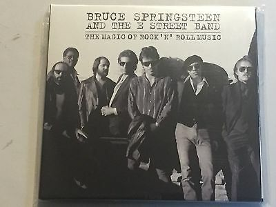 "Bruce Springsteen "" The Magic Of Rock'n'roll Music "" 3 Cd, New York 1978"