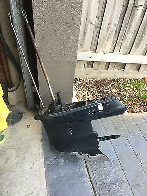 Johnson/ evinrude 50hp/60hp/ 70hp outboard gearbox Can Freight Australia Wide